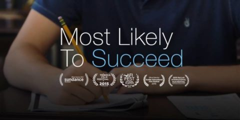 Most Likely to Succeed 京都上映会  @ ひと・まち交流館 京都 大会議室